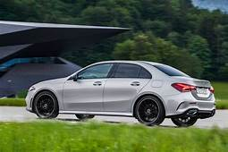 2019 Mercedes A Class Saloon Prices Specs And Release