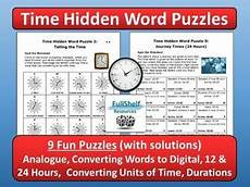 time duration worksheets ks2 2971 maths puzzles worksheets megabundle by fullshelf teaching resources tes