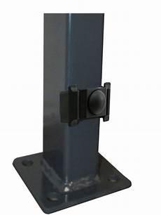 Zaunpfosten F 252 R Doppelstabmatten Zaun Shop De 33 00