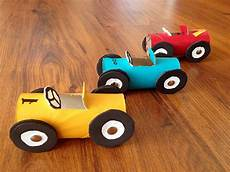 kid s craft toilet paper roll race cars toilet