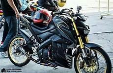 Modifikasi Motor Xabre by Modifikasi Yamaha Xabre Velg Jari Jari
