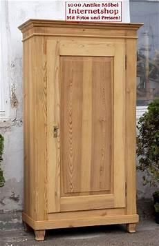 alter antiker garderobenschrank orginal restaurierter