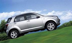 Daihatsu Launches The Partially Redesigned Compact SUV Terios