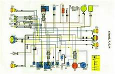 yamaha xt600e wiring diagram apktodownload com