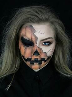 Make Up Halbes Gesicht - makeup es images mugeek vidalondon