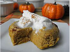 sugar free pumpkin custard_image