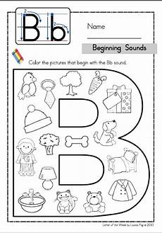 letter b worksheet for kindergarten 23447 free back to school alphabet phonics letter of the week b atividades de alfabetiza 231 227 o