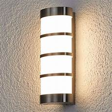 leroy stainless led exterior wall l lights co uk