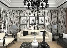 Moderne Tapete Wohnzimmer - wallpapers for living room design ideas in uk