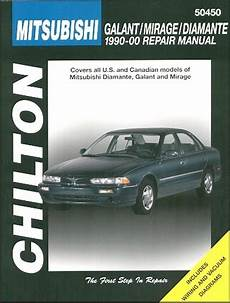 motor auto repair manual 2000 mitsubishi galant lane mitsubishi galant mirage diamante repair manual 1990 2000 chilton