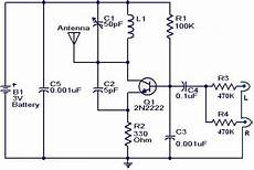 Fm Transmitter Circuit Diagram Schematic by Schematic Wiring Diagram Fm Transmitter Circuit Using