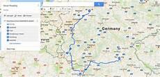 Roadtrip Planen Mit My Maps Einfachrausgehen De