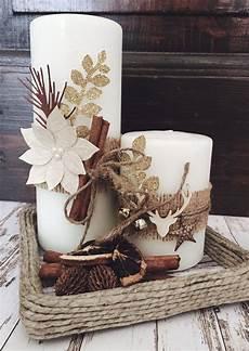 candele decorate per natale pin di alessandra desini su candele decorate idee di