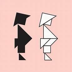 tangram f 252 r kinder pdf basteln malen lernen spielen