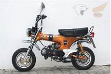 Skyteam Und Honda Dax 125 Ccm