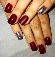 50 beautiful natural short square nails design for 2020 in