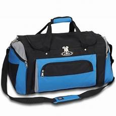 deluxe sports duffel bag everest bag