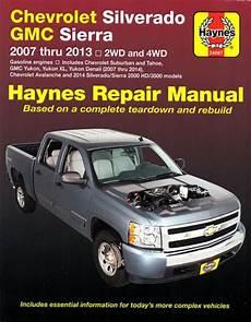 online service manuals 2010 gmc yukon xl 2500 electronic throttle control 24067 haynes repair manual for yukon gmc sierra 1500 truck 2500 hd xl 3500 for sale online ebay