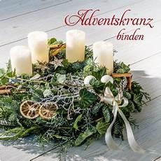 adventskranz binden deko kranz weihnachten adventskranz