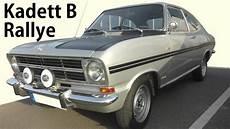 opel kadett b kaufen kult opel kadett b rallye 1960er jahre als opel noch