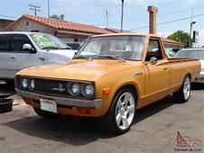 1975 DATSUN 620 SERIES PICKUP  Datsun Nissan Pinterest