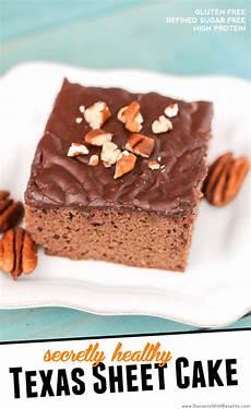 healthy texas sheet cake sugar free gluten free