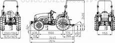 Pneu Tracteur Dimension