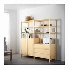 ikea ivar seitenteil ivar 2 section unit w cabinet chest ikea