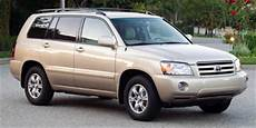 all car manuals free 2005 toyota highlander head up display 2005 toyota highlander review ratings specs prices and photos the car connection