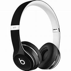 casque beats wireless 2 beats by dr dre solo2 wired on ear headphones ml9e2am a b h