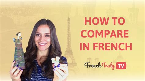Comparison In French