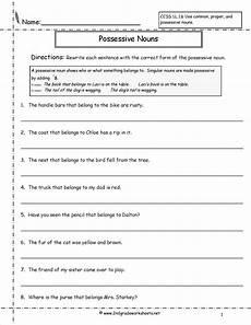 possessive nouns 2nd grade search results calendar 2015