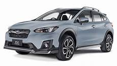 the new subaru xv gt edition is a mix of maturity and