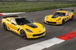 2016 Chevrolet Corvette Z06 C7R Edition Pays Homage To