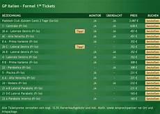 tickets formel 1 formel 1 tickets italien monza formel 1 rennwagen selber