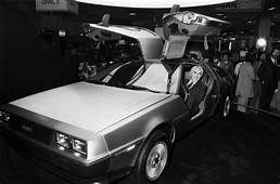 John DeLorean Back To The Futures Forgotten Business