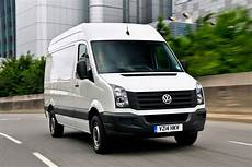 Volkswagen Crafter Review 2011 2016 Parkers