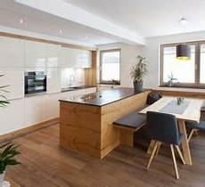 Essplatz Küche Bank - k 252 che mit integriertem essplatz der essplatz f 252 r vier