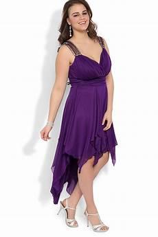 plus size kleider plus size high low dresses dressed up