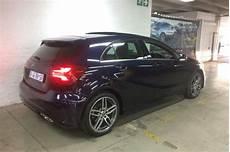 2017 Mercedes A Class A200d Amg Line Auto Hatchback