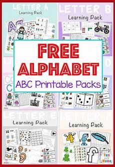 free alphabet abc printable fun with