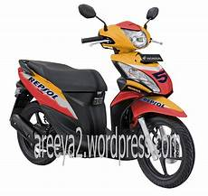 Modifikasi Honda Spacy by Modif Motor Honda Spacy