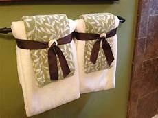 Bathroom Towel Decorating Ideas Brags Eye Furnished Model Homes In Arizona