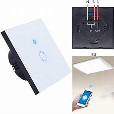 sonoff touch wifi schalter smart home automation