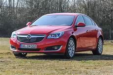Opel Insignia Diesel 2 0 Cdti Erster Test Opel Insignia