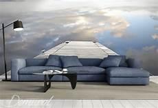 promenade nach himmel fototapete f 252 rs wohnzimmer