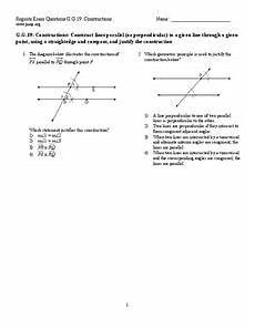 free worksheets and printables 20296 perpendicular bisector lesson plans worksheets lesson planet