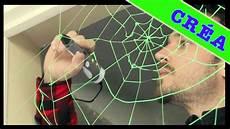 faire une toile toile d araign 201 e cobweb 3d painting