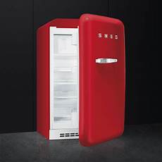 Smeg Special Products Small Fridge Retro Style 50s Design