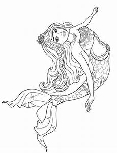Malvorlagen In A Mermaid Tale Meerjungfrau Meerjungfrauen Ausmalbilder